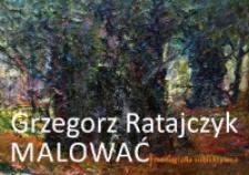 Malować : monografia subiektywna