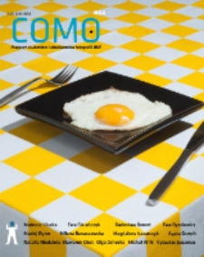 Como : Magazyn studentów i absolwentów UAP Nr 4