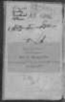 Kalendarz polityczny Na Rok Pański 1753 Przybyszowy. Po przestępnym Pierwszy