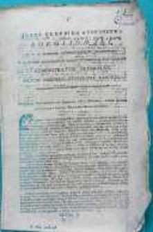 [List pasterski. Poznań 6.02.1796]