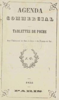 Raptularzyk Leonarda Niedźwieckiego zawierający zapiski dzienne z roku 1855