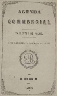 Raptularzyk Leonarda Niedźwieckiego zawierający zapiski dzienne z roku 1861
